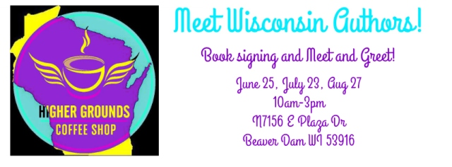 Wisconsin Author banner
